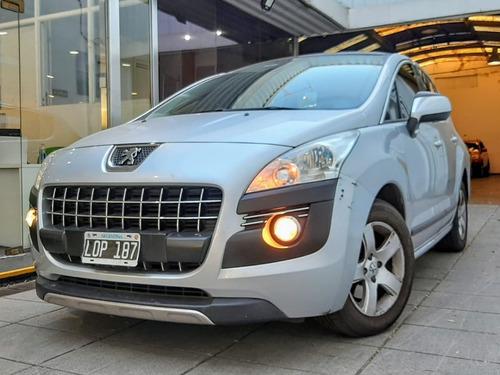 Peugeot 3008 Premium Plus 2012 Remato Hoy! (mac)