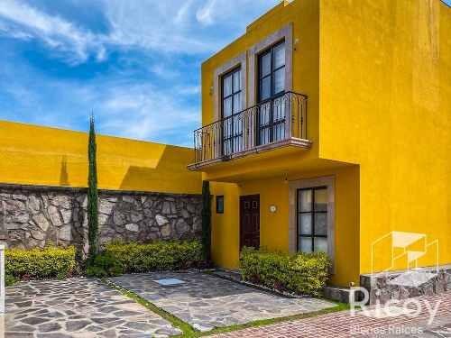 Excelente Casa En Renta En San Miguel De Allende