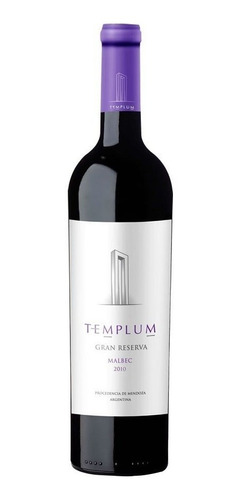 Cavas La Capilla - Templum Gran Malbec - 2015