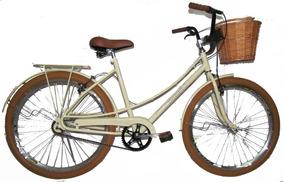 Bicicleta Vintage Retro Food Bike Antiga Ceci Varias Cores