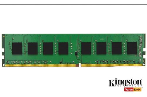 Imagem 1 de 1 de Memoria Para Pc Ddr4 3200mhz 16gb Kingston - Kvr32n22s6/16