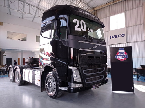 Imagem 1 de 14 de Volvo Fh540 6x4 2020 Único Dono  Fh 540