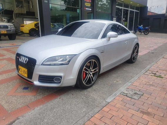 Audi Tt 2.0 Turbo Tfsi At