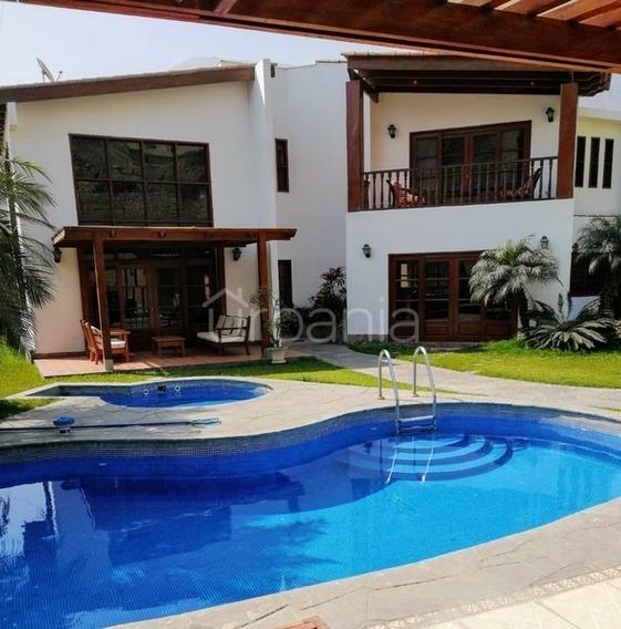 Alquiler De Casa De Campo Cieneguilla (para Fin De Semana)