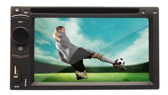 Dvd Player Automotivo 6.2 Bluetooth E Tvdigital Dazz-5221-6