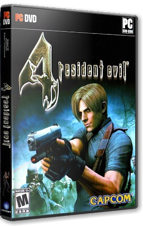 Resident Evil 4 Game Of The Year Edition Pc Dvd Frete 8 R$