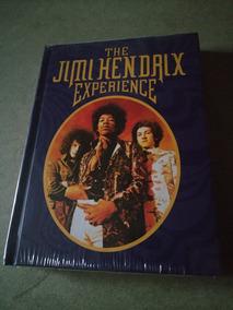 4 Cd Box The Jimi Hendrix Experience Importado Lacrado