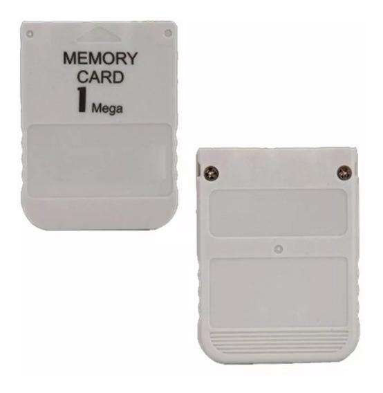 Memory Card Ps1 Fat Psone Ps1 Slim Todos Os Modelos De Ps1