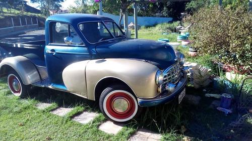 Morris Coulert Ingle Pickup