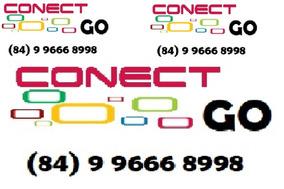 Painel Conect Go + 20 Créditos