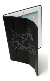 Capa Protetora Mobimax Stripedog Preta Para iPad 2, 4