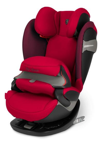 Butaca infantil para auto Cybex Gold Pallas S-Fix Racing red