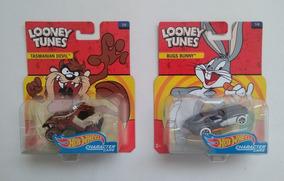 Hot Wheels Looney Tunes - Pernalonga E Tasmânia