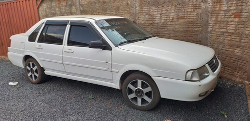 Volkswagen Santana 2000 Branco 1999