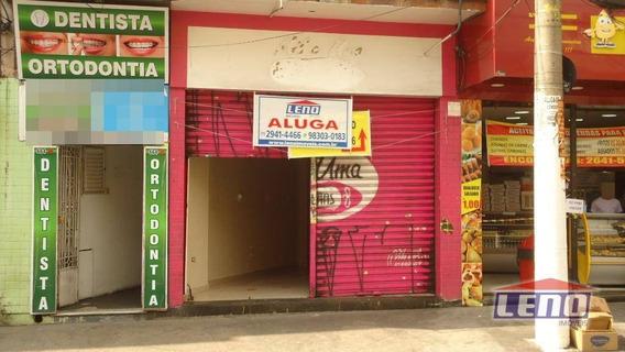 Salão Para Alugar, 233 M² Por R$ 4.900,00/mês - Penha De França - São Paulo/sp - Sl0062