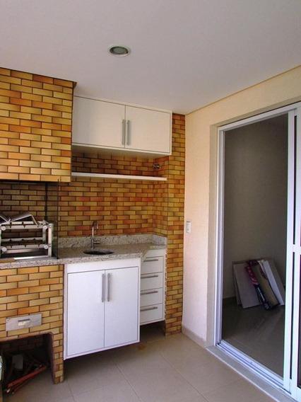 Apartamento Para Alugar, 82 M² Por R$ 1.800,00/mês - Jardim Aquarius - São José Dos Campos/sp - Ap4460