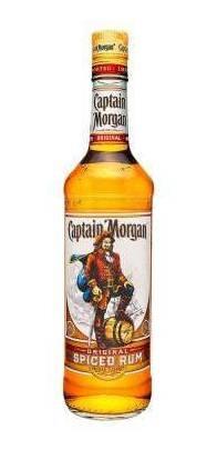 Capitan Morgan Ron Spiced Botella 750 Ml