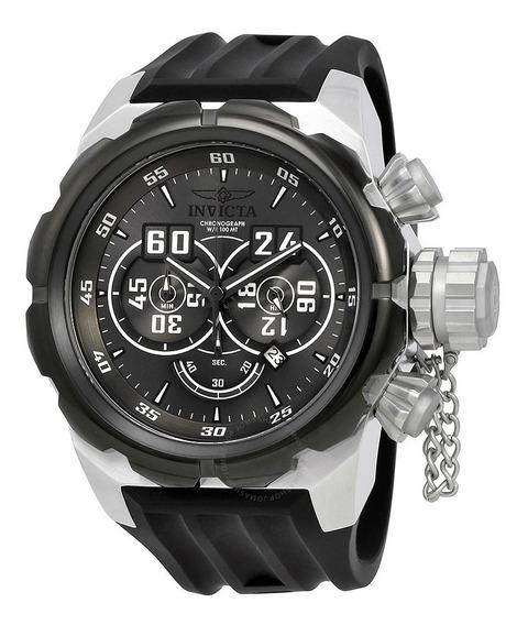 Invicta 21629 Reloj De Titanio Con Cronógrafo De Acero