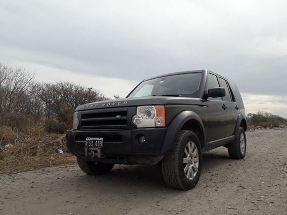 Land Rover Discovery 2006 2.7 3 V6 At