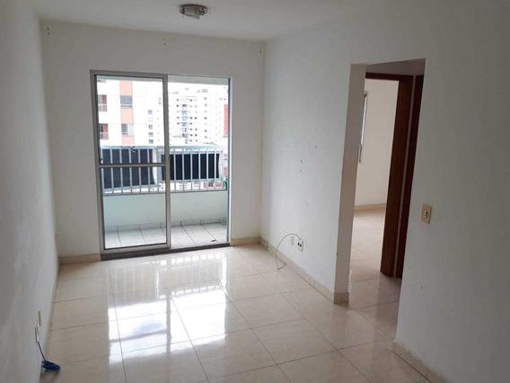 Apartamento De 2 Quartos, Cozinha Com Armários Em Jardim Camburi - 2477