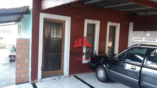 Imagem 1 de 11 de Casa Com 2 Dormitórios À Venda, 200 M² Por R$ 270.000 - Parque São Jerônimo - Americana/sp - Ca2482