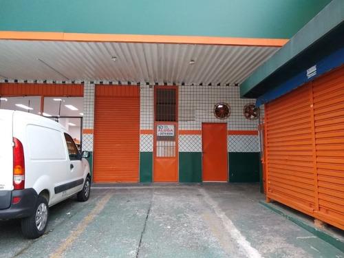 Imagem 1 de 2 de Salão Para Alugar, 360 M² Por R$ 6.000,00/mês - Sapopemba - São Paulo/sp - Sl0958