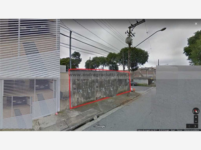 Terreno - Vila Pires - Santo Andre - Sao Paulo | Ref.: 3061 - 3061