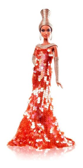 Boneca Barbie Collector Stephen Burrows Alazne - Mattel