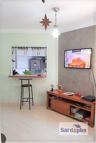Apartamento À Venda - Jd. Monte Kemel - Sp - 4248