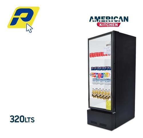 Vitrina Enfriador Uso Comercial -lc-320 Litros