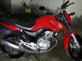 Honda Cg 160 Fan Esdi Esdi
