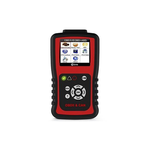 Kzyee Kc401 Universal Obd2 Scanner, Enhanced Obd Ii Car Code