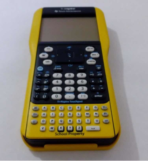Calculadora Ti Nspire Cas Texas Instrument