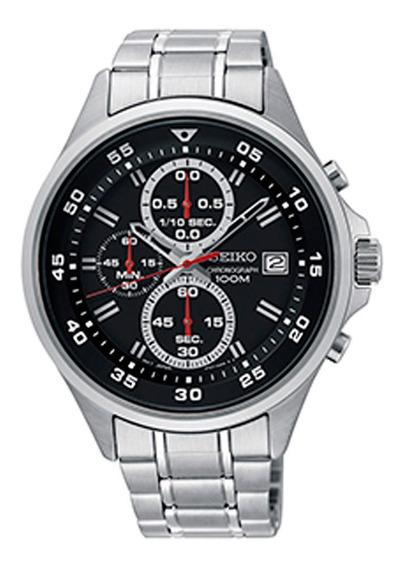 Relógio Seiko Masculino Sks627b1 P2sx Diâmetro 43mm