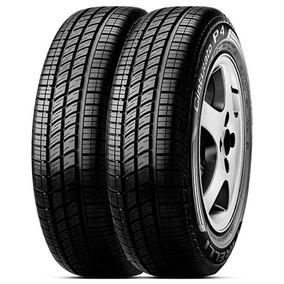Kit 2 Pneus Pirelli Aro 14 175/65r14 82t Cinturato P4