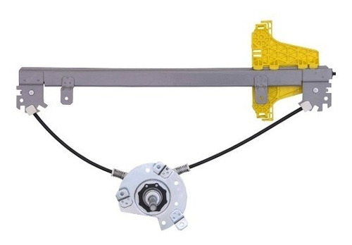 Maquina Levanta Cristal Derecha Vw Gol G5  Manual