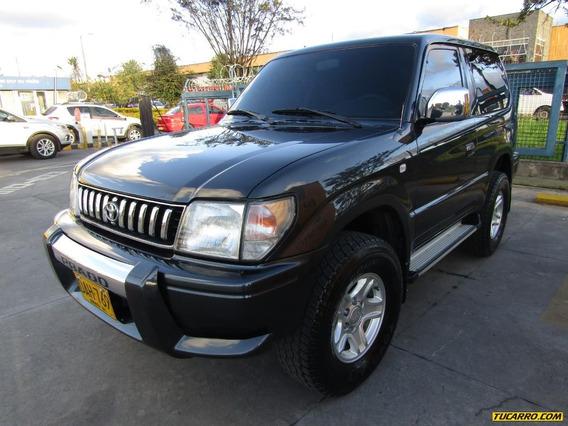 Toyota Prado Sumo Gx 2.700 Cc Aa 4×4