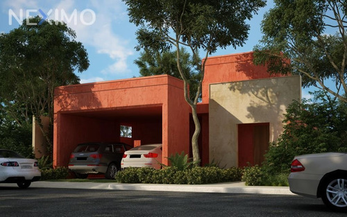 Imagen 1 de 8 de Casa En Privada Residencial En Conkal Mérida