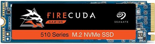 Seagate Firecuda 510 1tb Disco Ssd M.2 Pcie G3 3450 Mb/s