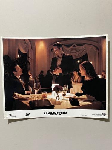 Imagen 1 de 7 de Yh 3 Antiguos Poster La Gran Estafa Warner Bros Picture 2001