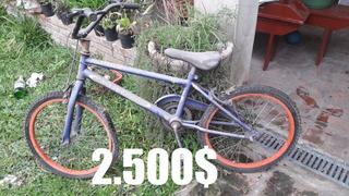 Bicicleta Rodado 20