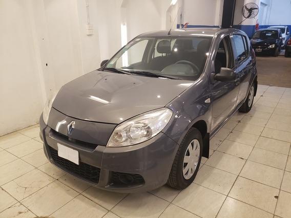Renault Sandero Pack2 Gnc5ta U.dueño