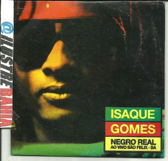 Cd Isaque Gomes Negro Real Ao Vivo Com Edson Gomes (promo)