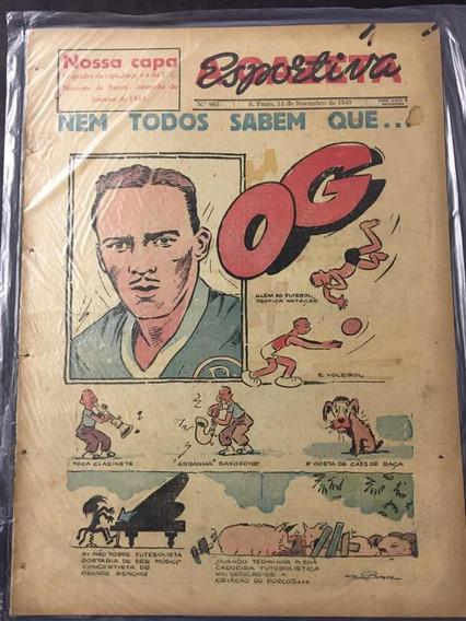 Gazeta Esportiva N°963