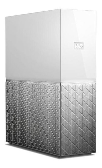 Dispositivo Externo Wd My Cloud Home 4tb Personal Cloud Stor