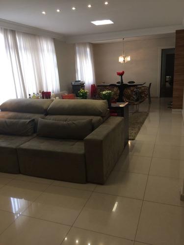 Apartamento No Bairro Serra, Com 4 Quartos, Suíte E 04 Vagas !!! - Op2290