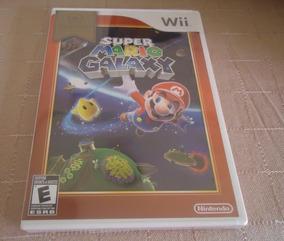 @ Mario Galaxy - Lacrado - Nintendo Wii @