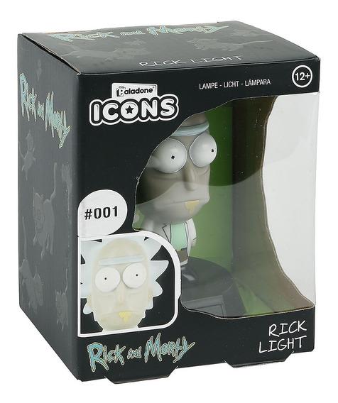 Lámpara Rick - Rick And Morty