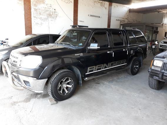 Ford Ranger Dc Xls 3.0l Diesel 2011
