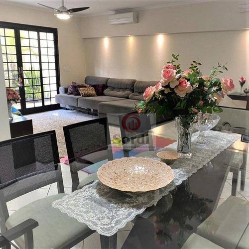 Imagem 1 de 19 de Apartamento Garden À Venda, 117 M² Por R$ 430.000,00 - Jardim Irajá - Ribeirão Preto/sp - Gd0017